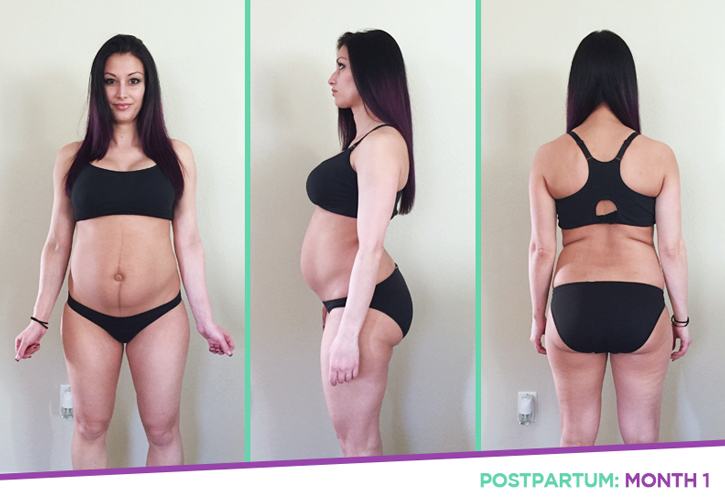 POSTPARTUM: MONTH 1